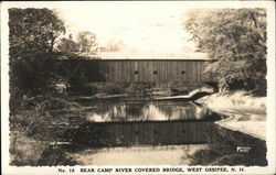 Bear Camp River Covered Bridge