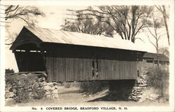 Covered Bridge, Bradford Village
