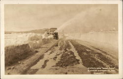 State's new Snow-Plow Clearing Highway 79, 1937 (Carson)