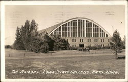 The Armory, Iowa State College