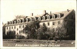 Iowa State College - Birch Hall