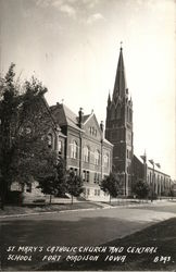 St. Mary's Catholic Church and Central School
