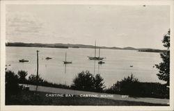 Castine Bay