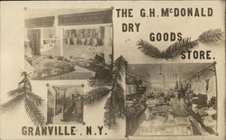 The G.H. McDonald Dry Goods Store