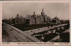 Johns Hopkins Hospital & Broadway