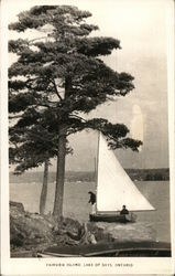 Fairview Island, Lake of Bays, Ontario