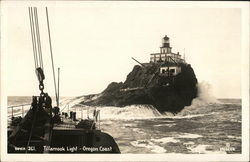 Tillamook Light , Oregon Coast