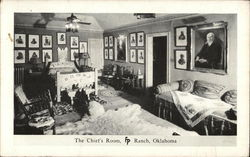 The Chief's Room, FP Ranch (Woolaroc)