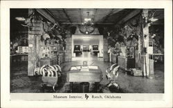 Museum Interior, FP Ranch