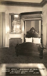 Winnie David Bedroom at Beauvair