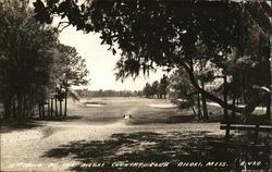 13th. hole at the Biloxi Country Club, Biloxi, Miss.