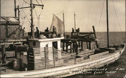 Oyster Industry, Mississippi Gulf Coast