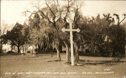 Site of Old Fort Maurepas and old Biloxi, Biloxi, Mississippi