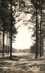 The Biloxi Country Club - Cathedral of Pines, 16th Hole