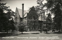 Miwaukee Downer College - Holton Hall