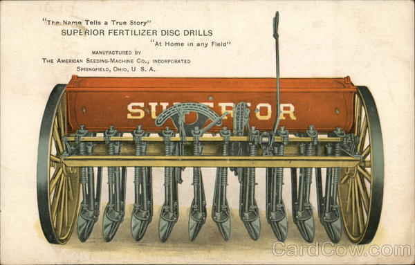 The American Seeding-Machine Co., Incorporated Springfield Ohio