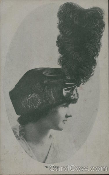 Mrs. J.E. Lawerence, Millinery Indian Lake New York