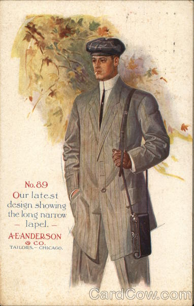 E. A. Anderson and Company, Tailors Chicago Illinois