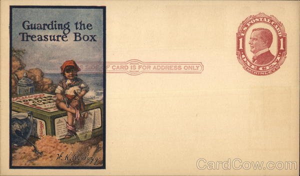 Examples of Valentine & Co. Labels New York City Advertising