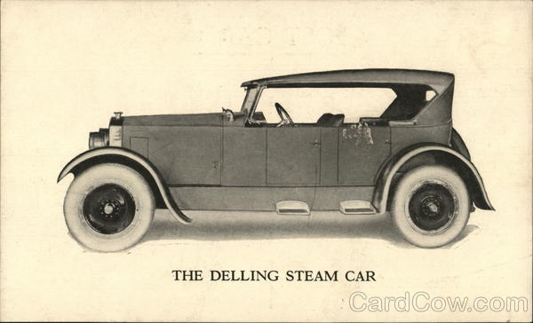 The Delling Steam Car Cars