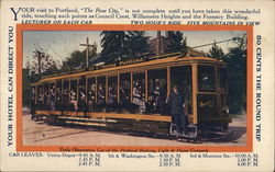Portland Railway, Light & Power co.