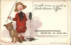 Steinwender-Stoffregen Coffee Co. - Buster Brown Coffee