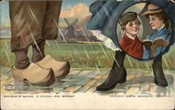 Woonsocket Rubber Co., Rain Shoes