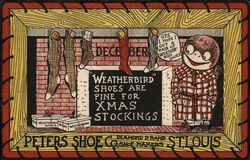 Peters Shoe Co., Weatherbird Shoes