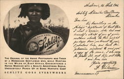 Schlitz Malt Liquor - Schlitz Goes Everywhere