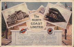 The North Coast Limited, Northern Pacific & The NorthWestern Line