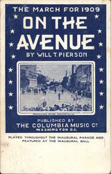 The March for 1909, The Columbia Music Company
