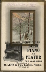 Lehr Piano or Player