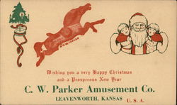 Merry Christmas from C.W. Parker Amusement Co.