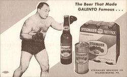 Stegmaier Brewing Co. / Tony Galento