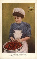 Heinz - Hulling Strawberries