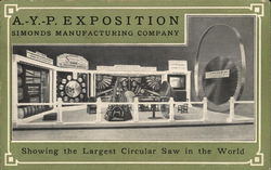 A.-Y.-P. Exposition Simonds Manufacturing Company