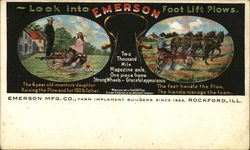 Emerson Mfg. Co, Farm Implement Builders since 1852