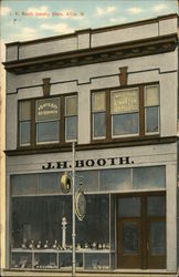 J.H. Book, Optometrist Jewelry Osteopath