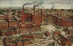 Anheuser-Busch, A Group of the Principal Buildings