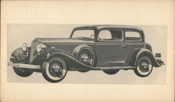 Buick - 1933 Series 33 Sixty Victoria Coupe