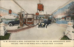 R.W. Munzer & Sons, the King car