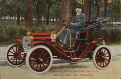 Chilton Advertising Post Cards