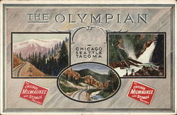 The Olympian - Chicago, Milwaukee, St. Paul and Pacific Railroad