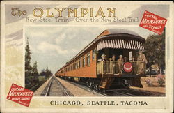 Chicago, Milwaukee & St. Paul, Puget Sound Railways