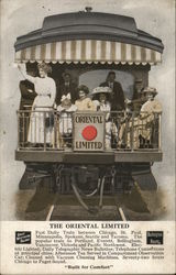 Great Northern Railway - Oriental Limited