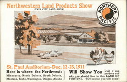 Northwestern Land Products Show, Northern Pacific