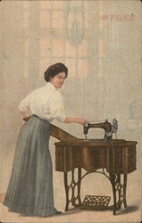 "The ""Free"" Sewing Machine"