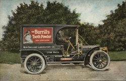 Burrill's Tooth Powder Truck