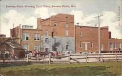 Stevens Point Brewing Co.'s Plant, Stevens Point, WIS