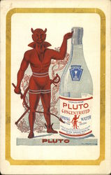 Pluto Concentrated Spring Water / French Lick Springs Hotel